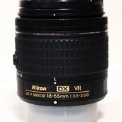 Nikon AF-P 18-55mm F.3.5-5.6 G VR DX Good Condition