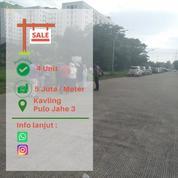 Kavling Tanah Termurah Di Buaran Jatinegara Indah Dekat Apartemen East Park Jakarta Timur