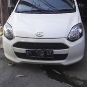 Mobil Bali Ayla D+ MT 1.0 Tahun 2017 Warna Putih