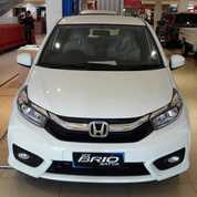 Brio E Model Baru DP 20jt* Gratis Service+Oli 4th