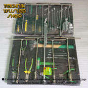 Tool Set Original TEKIRO 59.Pcs MECHANIC TRUSTER Lengkap