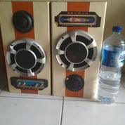 Speaker Salon Sudah Ad Subwofernya