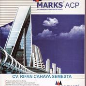 Aluminium Composite Panel / ACP / MARKS