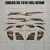 Striping Smash SR 2010 Full Hitam