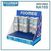 Kabel Data & Charger Foomee Fast Charging 2.1 Panjang 1 Meter