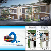 Rumah 2 Lantai Di Bekasi