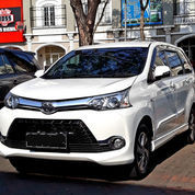 Toyota Grand Avanza VELOZ 1.5 Matic 2015 Putih Tgn 01 TERAWAT