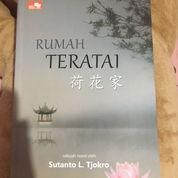 Buku Novel Rumah Teratai