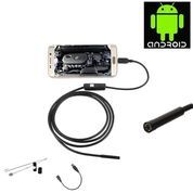 Android 7mm 4cm Focal Distance Endoscope Camera 720P 2M IP67 Waterprof