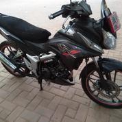 Motor Honda Cs1 (City Sport) 125cc Lengkap Siap Pakai
