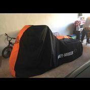 Selimut Motor Harley Dan Moge