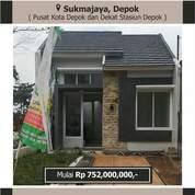Rumah Minimalis Di Tole Iskandar Depok Sukmajaya 3 Kamar Tidur