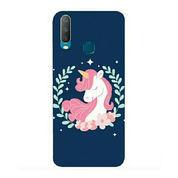 Unicorn Stylish Vivo Y12 / Y15 2019 / Y17 Custom Hard Case