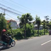 Tanah Kosong Lokasi Premium Di Jl Utama Tukad Musi Renon Dkt Batanghari Raya Puputan