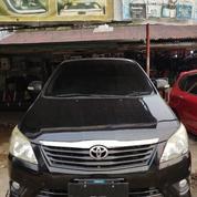 Toyota Innova Type G Tahun 2012 Automatic Hitam Pontianak