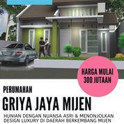 Promo 2 Unit Terakhir Rumah Baru Bebas Banjir Selangkah Ke BSB City Di Mijen Semarang