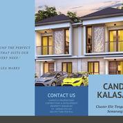Rumah Mewah 2 Lantai Tengah Kota Di Cluster Elit Candi Kalasan Manyaran Semarang