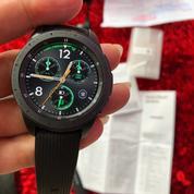 Samsung Galaxy Watch 42mm Bluetooth Fullset Garansi Resmi