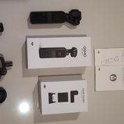 DJI Osmo Pocket + Expansion Kit + Charging Case