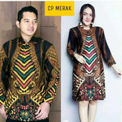 Batik Couple Batik Copel