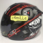 Model Helm GM Terbaru, Barang Tahan Lama, Desain Yang Unik Dan Harga Yang Terjangkau