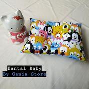 Bantal Baby Motif Tsum Tsum