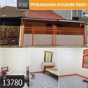 Perumahan Kosambi Baru, Jakarta Barat, 6x20m, 1 Lt, SHM