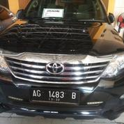 Toyota Fortuner TRD Sportivo AT 2012