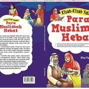 Kisah-Kisah Teladan Para Muslimah Hebat Nisa Yustisia