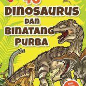 40 Dinosaurus Dan Binatang Purba Oleh Tim Twigora