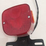 Lampu Stopan Set Suzuki Hanco 100