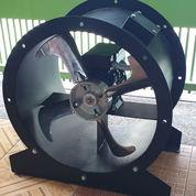 Axial Direct Low Noise 4 Daun Fan