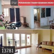 Perumahan Taman Semanan Indah, Jakarta Barat, 6x15m, 3 Lt, SHM