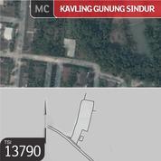 Kavling Gunung Sindur, Bogor, 2.365 M, SHM