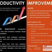 Public Training September Productivity Improvement