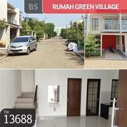 Rumah Green Village, Cluster Hokaido, Tangerang, 6x10,5m, 2 Lt, SHM
