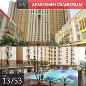 Apartemen Grand Palm, Tower C, Jakarta Barat, 62 M, Lt 10, PPJB