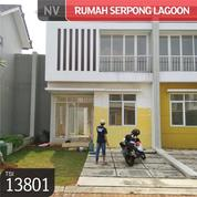 Rumah Serpong Lagoon, Tangerang Selatan, 84 M, 2 Lt, SHM