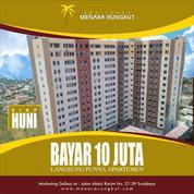 Apartemen Menara Rungkut Surabaya Cicilan 100 Ribu Perhari