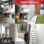 Rumah The Avani, Cluster Dhesna, Tangerang, 8x20m, 2 Lt, SHM