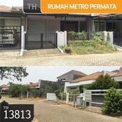 Rumah Metro Permata, Tangerang, 10x18m, 1 Lt, SHM