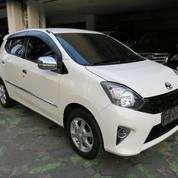 Toyota Agya Automatic 2014