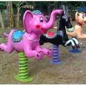 Odong Mainan Pegas Anak Anak