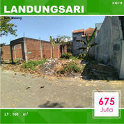 Tanah Kavling Luas 160 Daerah Jetis Landungsari Kota Malang _ 483.19