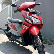 Honda Vario CW Merah 2008