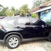 Honda CRV Hitam 2013