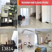 Rumah Metland Puri, Tangerang, 160 M, 2 Lt, SHM