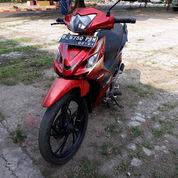 Suzuki Shogun Axelo 2011 Mantap