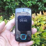 Hape Jadul Nokia 6600 Slide Seken Mulus Langka Kolektor Item