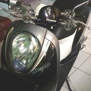 Honda Scoopy Tahun 2011 Ajib Tinggal Gass Pajak Panjang